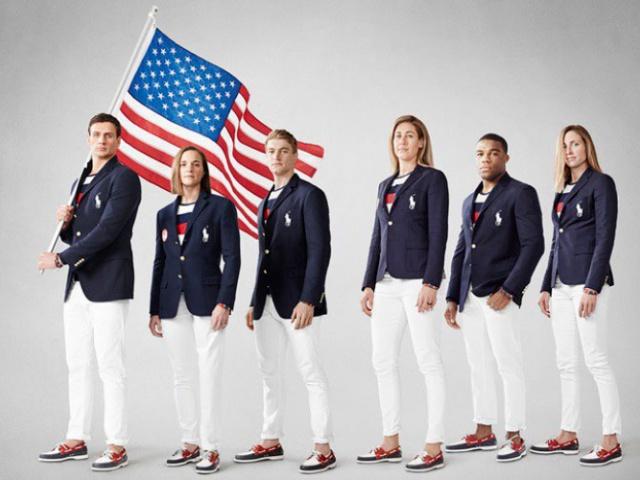 Сборная США на олимпийских играх будет в джинсах из selvidge