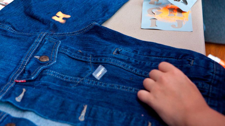 Поделки из джинсов с доставкой