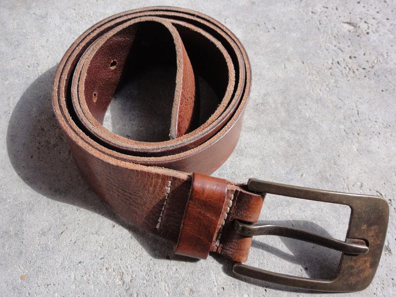 Если кожаный ремень потрескался что делать стильные мужские классические ремни