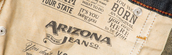 Arizona jeans born