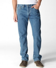 Levis-505-straight-jeans