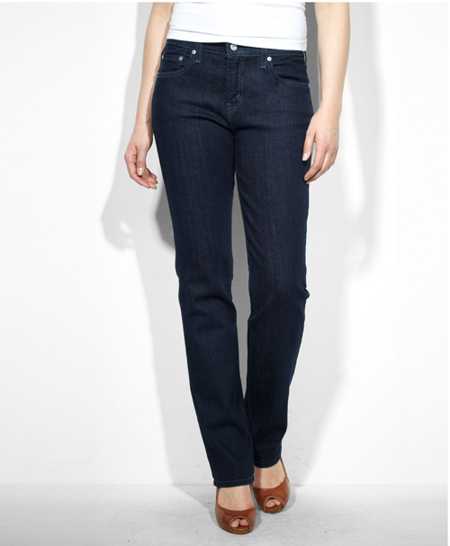 505® Straight Fit Jeans Denim Defense