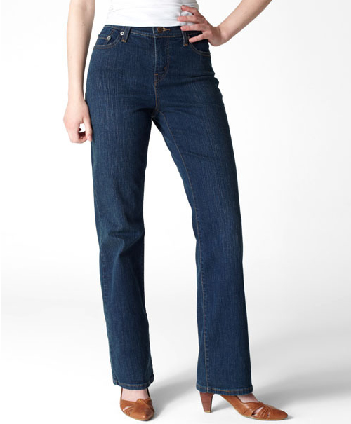 512™ Perfectly Slimming Boot Cut Jeans
