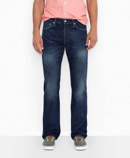 Levis 527T Boot Cut Jeans Station Master