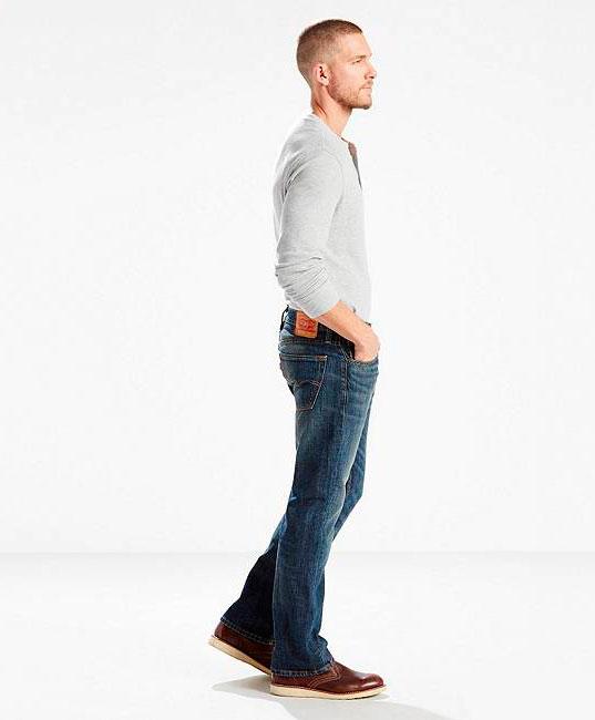 Мужские джинсы с карманами доставка