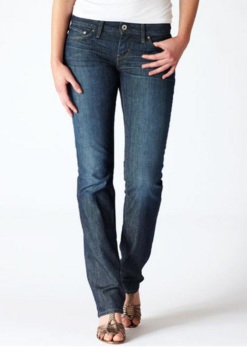 джинсы женские левис классика с высокой посадкой