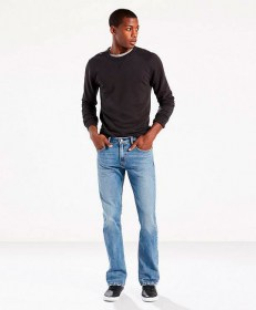 527™ SLIM BOOT CUT JEANS GOLD MINE 055270537