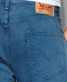 501® Original Fit Jeans 005011551 Aquarius 5  500x607
