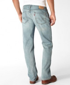 505® Straight Jeans 005050367 Gas Light 2