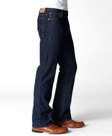 517® Slim Boot Cut Jeans 005170216 Rinsed Indigo 3