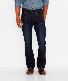 LEVIS 527  BOOT CUT BEDSIDE BLUES