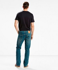 LEVIS 527  BOOT CUT FICOUS