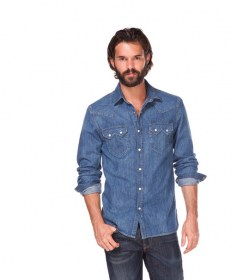 Levis Sawtooth Shirt